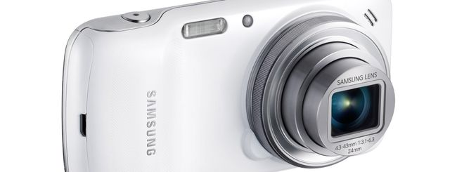 Samsung Galaxy S5 Zoom, online le specifiche