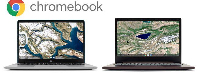 Google Chromebook, i migliori modelli su Amazon
