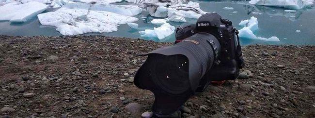 Nikon D810, il successore della Nikon D800-D800E
