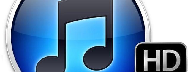 iTunes, Apple lavora ad un formato audio HD
