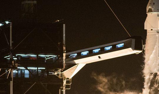 SpaceX Crew-1, i preparativi