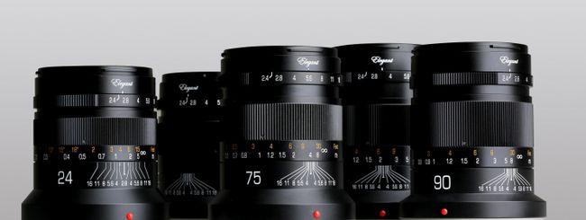 Kipon Elegant: una nuova linea di obiettivi per mirrorless Nikon Z e Canon EOS R