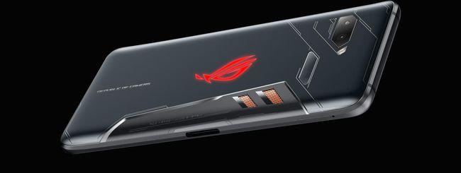 ASUS ROG Phone è lo smartphone Android più veloce