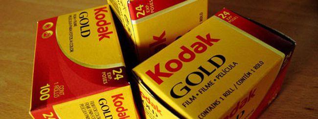 Kodak contro Apple e RIM, 1 miliardo nel mirino
