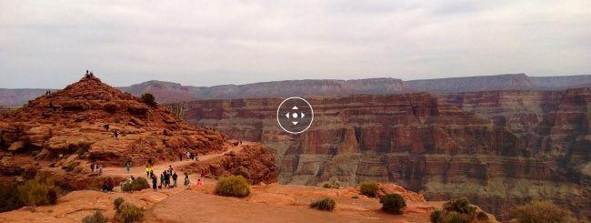 Windows 8.1, SkyDrive visualizza foto panoramiche