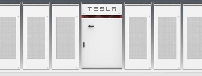 Tesla-PG&E: Powerpack per oltre 1 GWh di storage