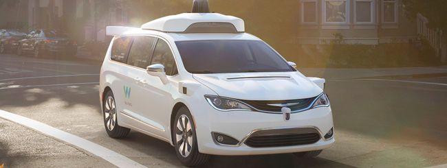 Waymo: campagna informativa sulla guida autonoma