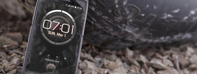Kyocera lancia uno smartphone rugged in Europa