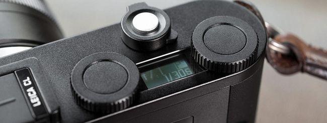 Leica CL, una mirrorless vintage con sensore APS-C