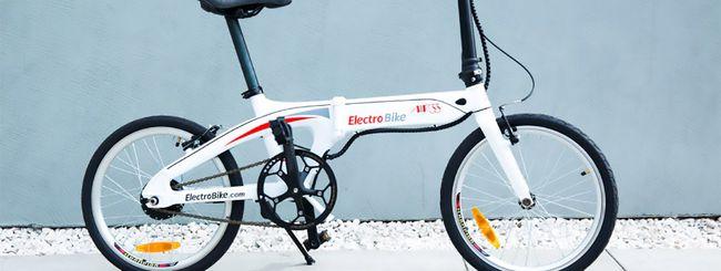 Electrobike presenta la bici elettrica AIR33