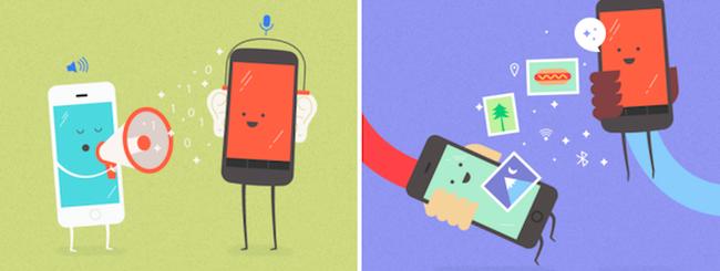 Copresence, la feature di Android che imita Apple Airdrop ma in meglio