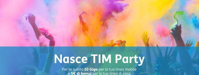 TIM Party, premi e sconti per tutti i clienti