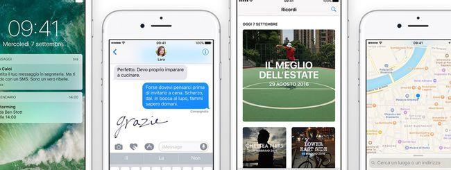 iOS 10 arriva oggi: come prepararsi al download