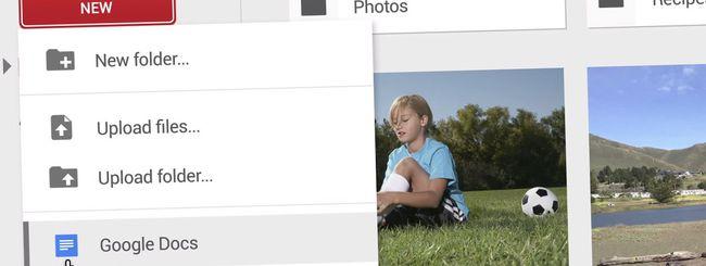 Google I/O 2014: ecco il nuovo Google Drive