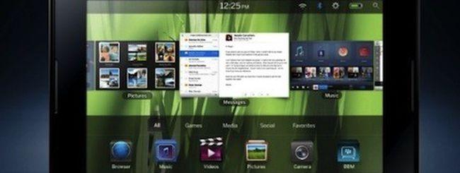 La musica sbarca su Blackberry PlayBook con 7digital