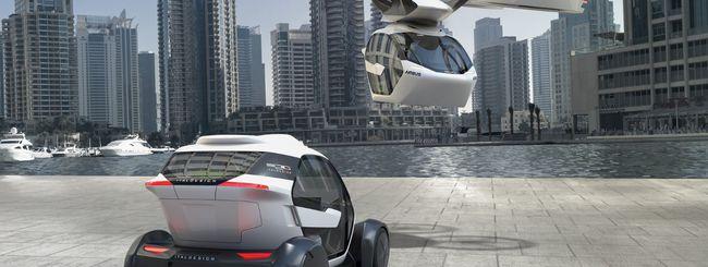 Pop.Up, il futuro della mobilità urbana