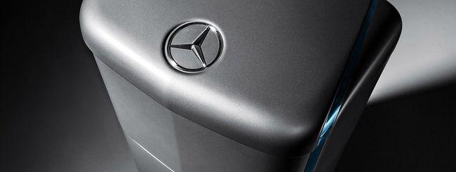 Le batterie di Mercedes-Benz Energy per la casa
