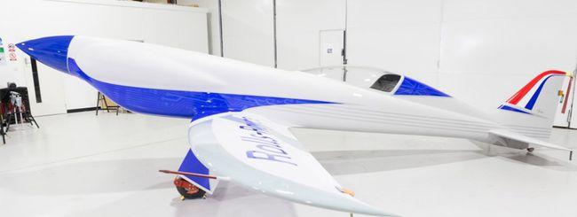 Rolls Royce ACCEL, aereo elettrico dei record