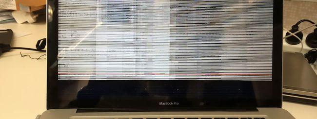 MacBook Pro 2011, GPU difettosa