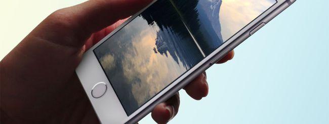 iPhone 6S: 3D Touch comporta l'11% del peso in più