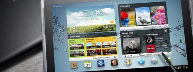 Samsung Galaxy Note 10.1 in vendita a 729 euro?