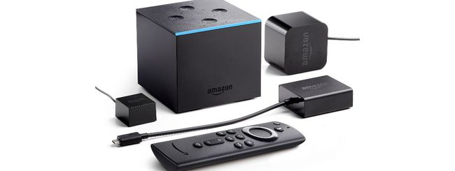 Amazon presenta Fire TV Cube: specifiche e prezzo