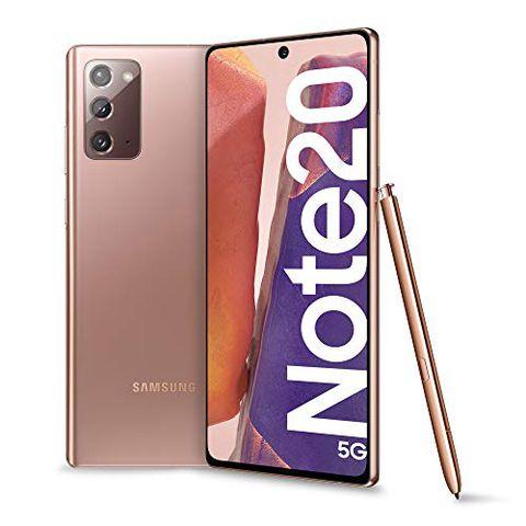Samsung Galaxy Note20 (Mystic Bronze)