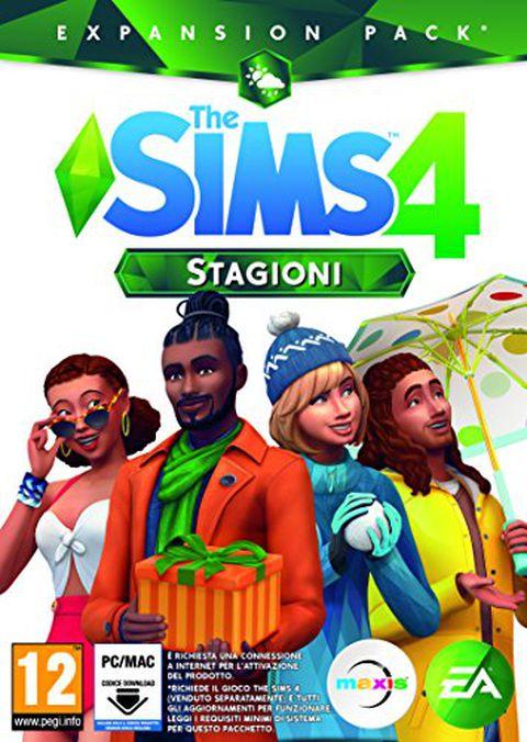 "The Sims 4 Espansione ""Stagioni"""