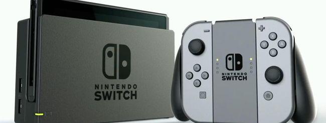 Nintendo Switch: le novità del firmware 3.00
