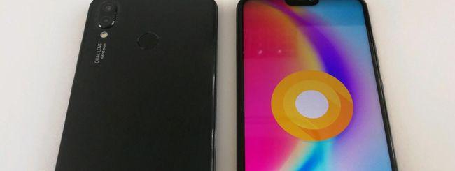 Huawei P20 e P20 Lite, immagini degli smartphone