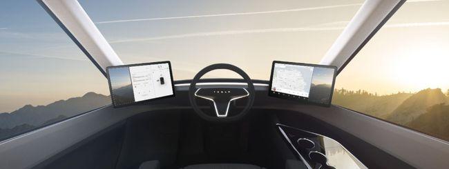 Tesla Semi, sorprendente anche nel prezzo