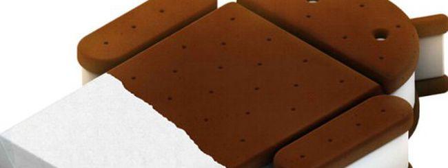 Android 3.1 Ice Cream Sandwich: le novità