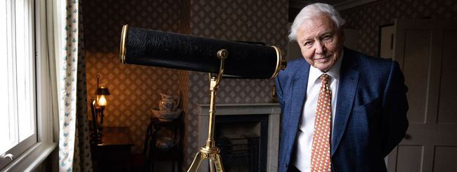 David Attenborough da record su Instagram