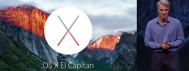 WWDC 2015: OS X El Capitan