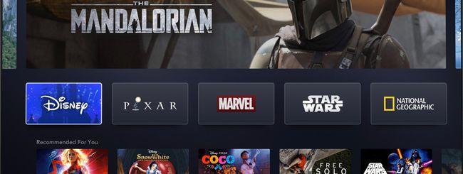 Disney: il 4K Ultra HD solo su Disney+, addio home video