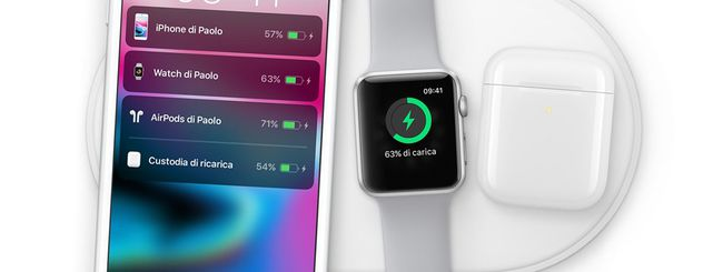Apple: AirPower arriva il mese prossimo?