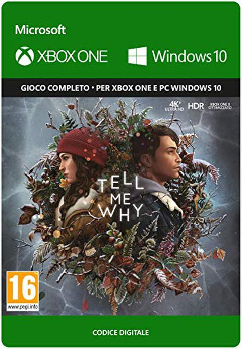 Tell Me Why (Xbox One - Codice download)