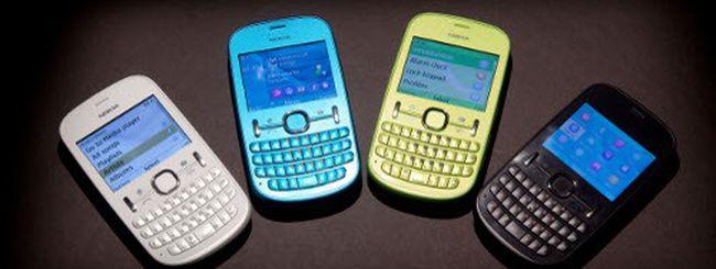 Nokia Asha 300 e 303 per la Festa del papà