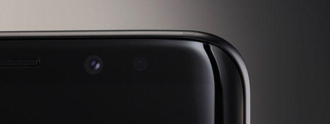 Il Galaxy S9 misura la pressione del sangue