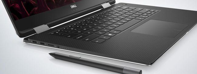 CES 2018: Dell XPS 15 2-in-1, CPU Intel e GPU AMD