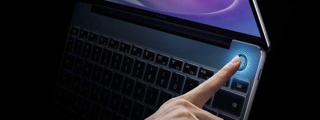 Huawei Matebook 13, 200 euro di sconto per il Prime Day 2020