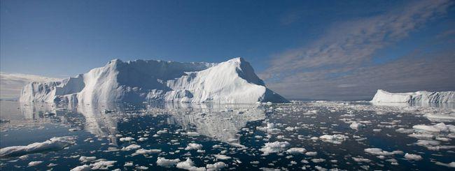 Droni nell'Artico per studiare il clima