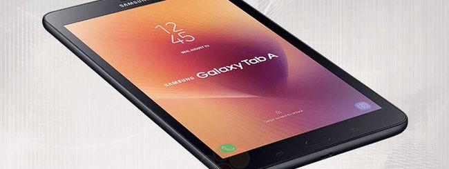Samsung Galaxy Tab A2 S, specifiche e immagini