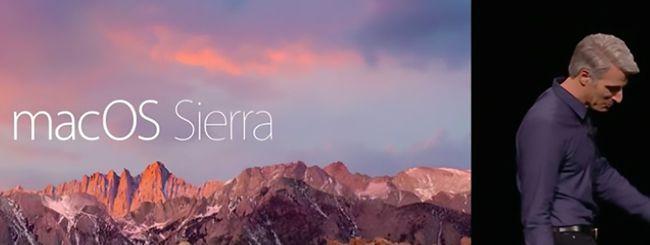 WWDC 2016: tvOS e macOS Sierra