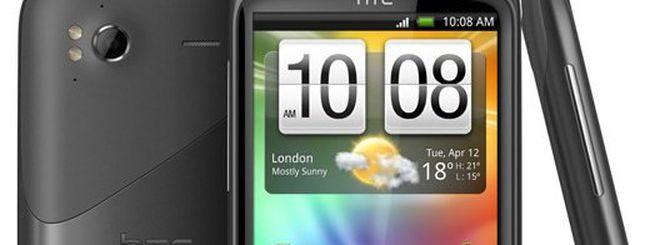 HTC Sensation, in Italia a 599 euro