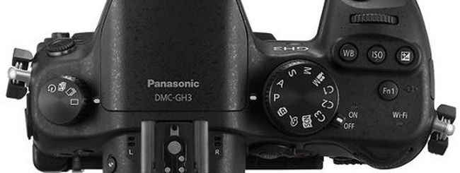 Panasonic Lumix GH3 in Italia a 1299 euro