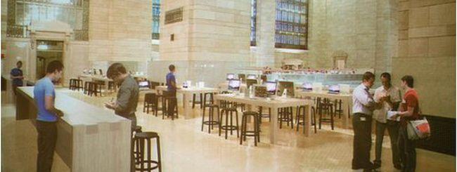 Nuovo Apple Store alla Grand Central Station di New York