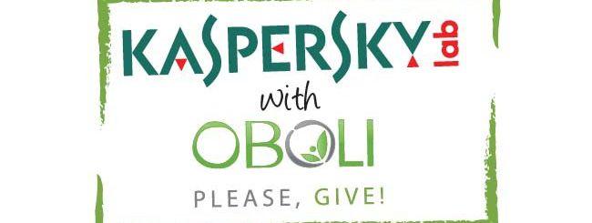 Kaspersky investe in startup: ecco Oboli
