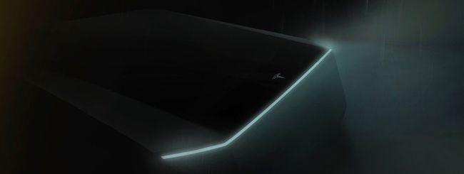 Tesla Pickup: presentazione il 21 novembre