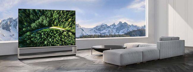 IFA 2019, da LG i primi TV OLED e NanoCell 8K